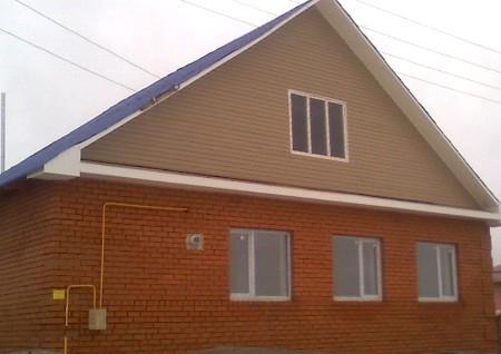 Построить одноэтажный дом своими руками