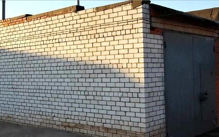 Строительство гаражей под ключ проекты