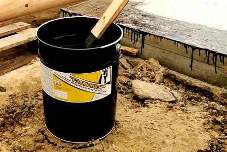 Битум мастика гидроизоляция фундамента мастика для дубового паркета