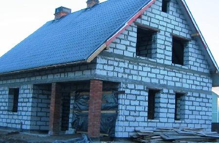 Как построить дом из пеноблоков своими руками, Как построить дом своими руками