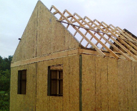 Как построить щитовой дом своими руками пошаговая фото 632