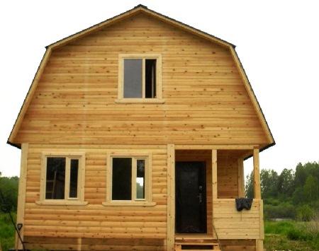 Как строить дом с мансардой