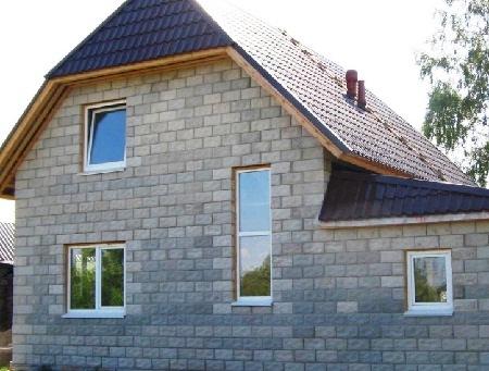 Построить дом из шлакоблока своими руками 54