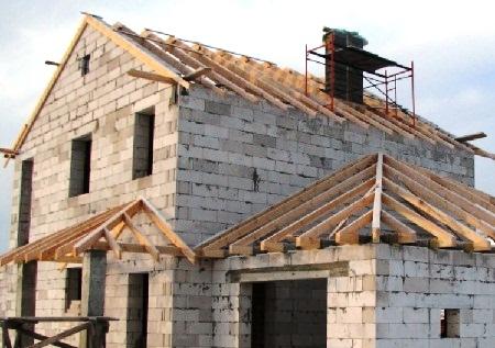 Построить дом из шлакоблока своими руками 5