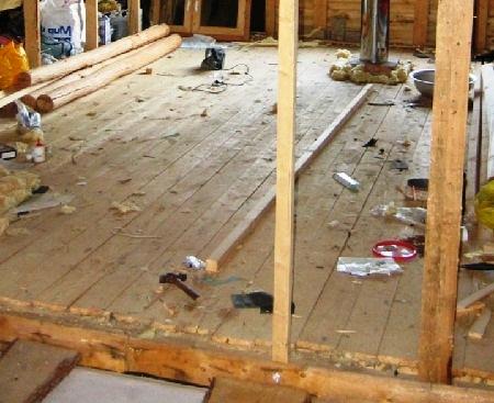 Как сделать крышу на доме из газобетону