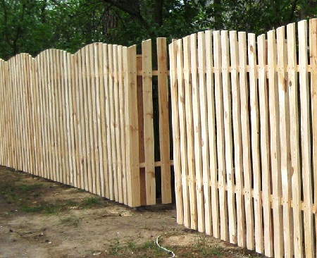 Забор и штакетника своими руками фото 936