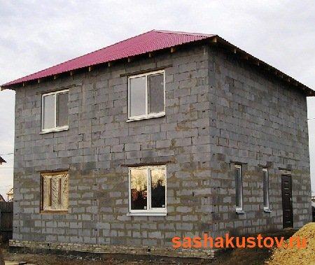 Из чего строить дом для постоянного проживания 2018
