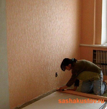 Ремонт стен своими руками с чего начать
