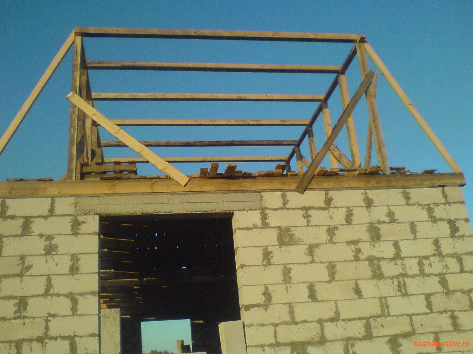 Строительство каркасной мансарды своими руками 10