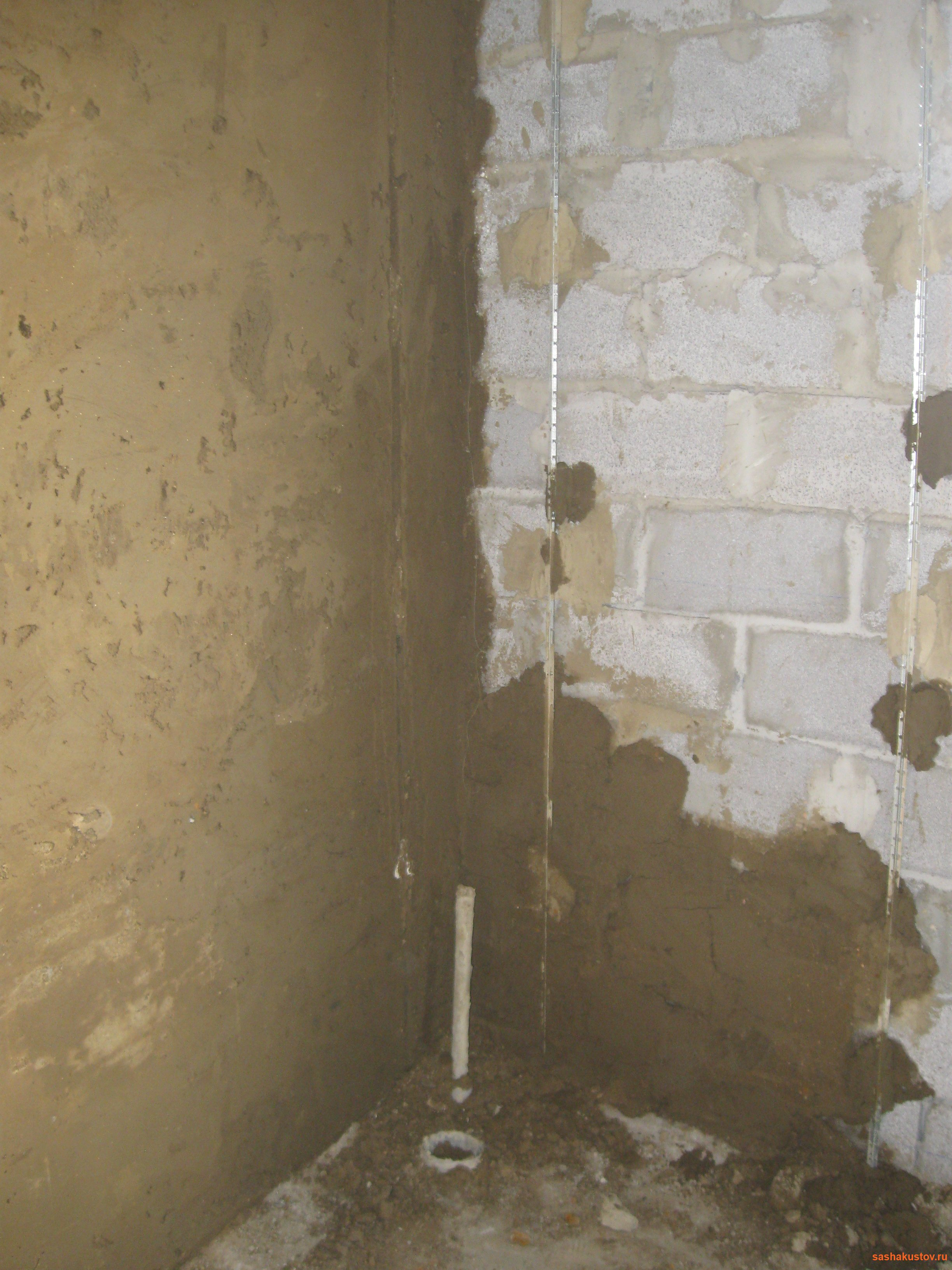 Маяки из штукатурки - Ремонт, ремонт квартир Блог строителя