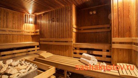 Строительство бани из бруса